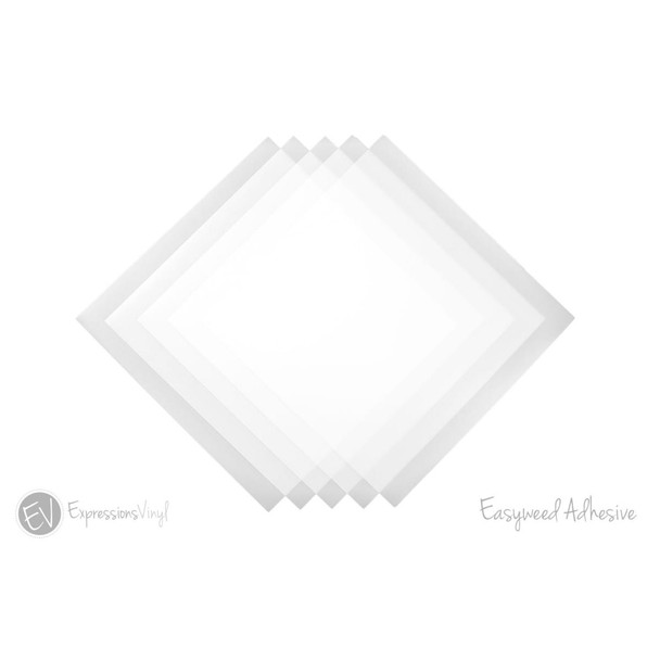 """EasyWeed Adhesive 12""""x12"""" Sheets"""