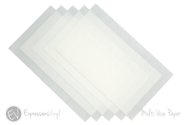 "Multi-Use Paper 12""x20"" Sheets"