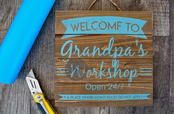Grandpas Workshop