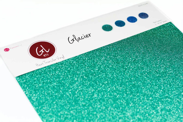 Glacier Pack - Glitter Heat Transfer