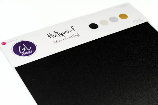 Hollywood Pack - Adhesive Glitter