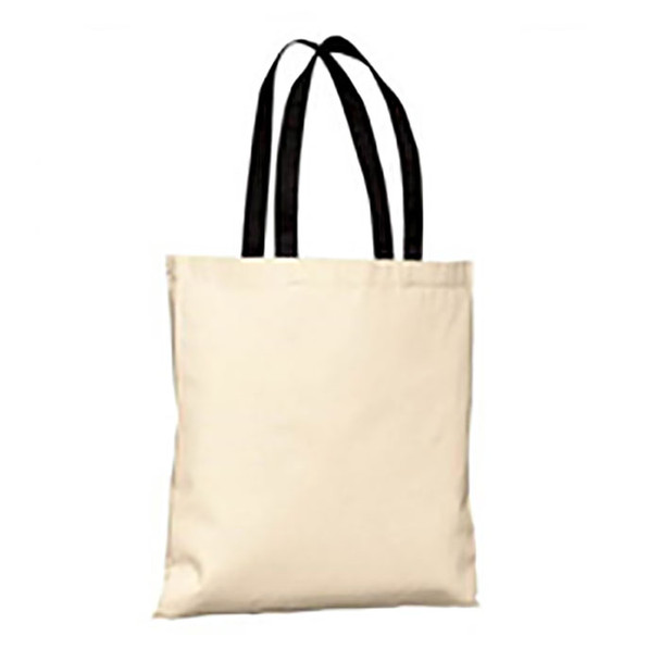 Basic Carryall Tote - Black Handles