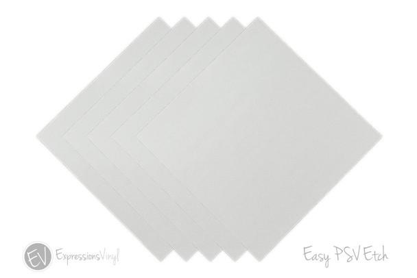 """EasyPSV Etch 12""""x12"""" Sheet"""