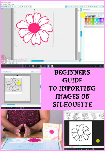 Beginner's Guide to Importing Images to use with your Silhouette