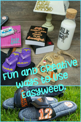 Fun and Creative ways to use Siser Easyweed