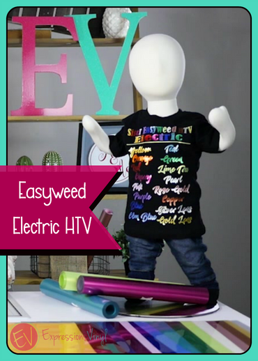 What is Easyweed Electric Heat Transfer Vinyl?