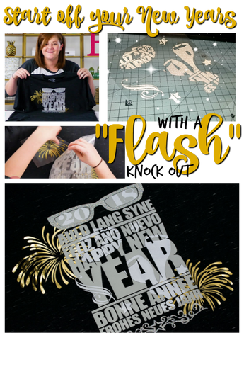 "Make your Shirt ""Flash"" this New Years"