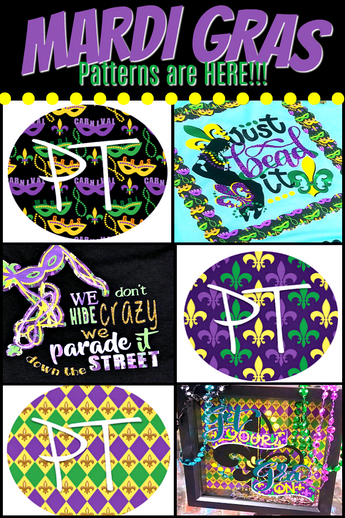 Who is Ready for Mardi Gras?