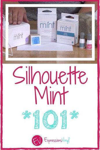 Silhouette Mint 101
