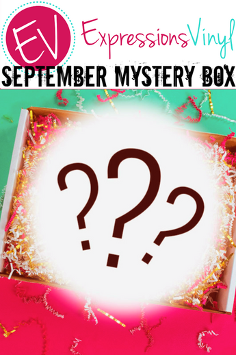 September Mystery Box-What will you make with yours?