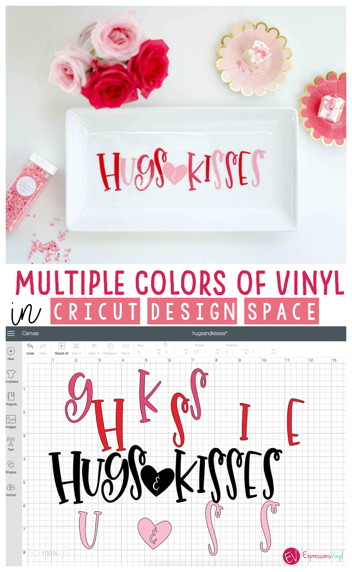 Using Multiple Colors Of Vinyl Expressions Vinyl