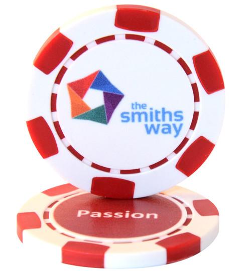 Promotional Poker Chips