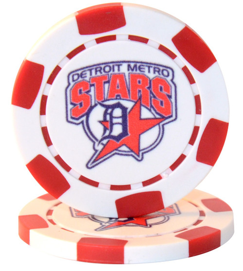 Direct Print Custom Poker Chips