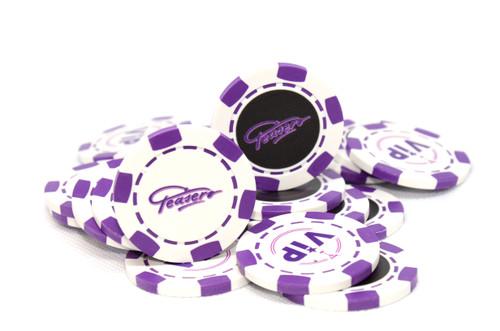 Poker Chip Drink Chips