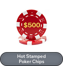 Shop Hot Stamped Poker Chips