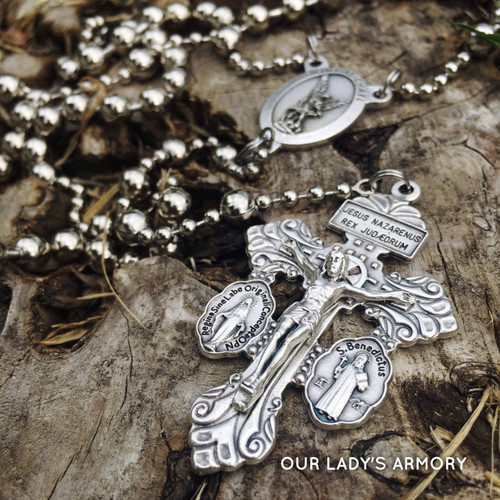 WWI Battle Rosary - Saint Michael