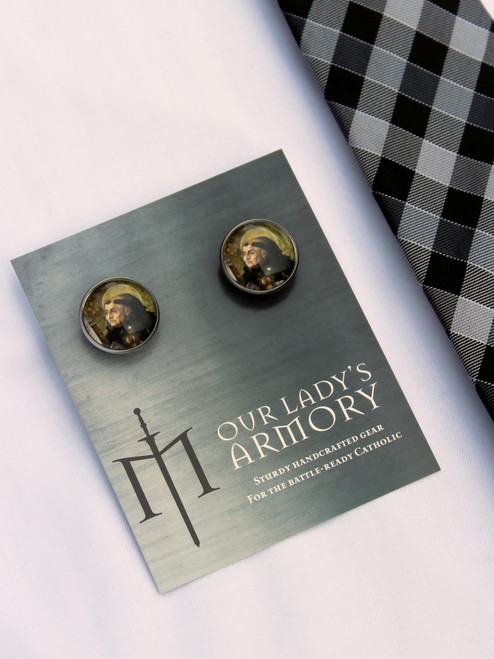 Thomas Aquinas Cufflinks
