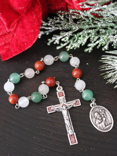 Saint Andrew Novena Chaplet