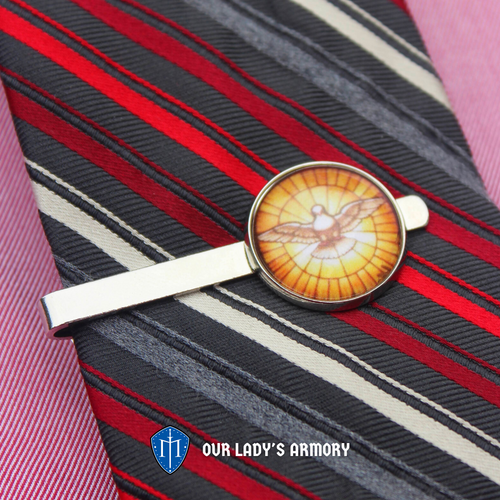 Holy Spirit Tie Bar