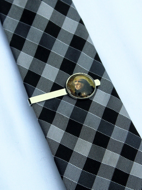 Thomas Aquinas Tie Bar