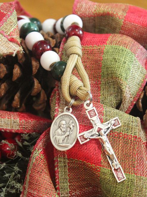 Saint Andrew Novena Paracord Chaplet
