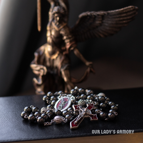 Sword of Saint Michael Rosary