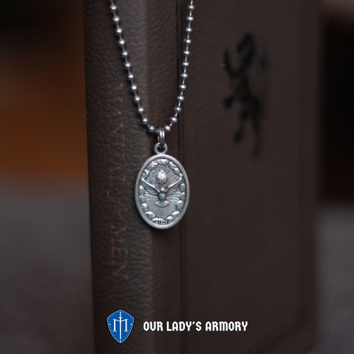 Holy Spirit Necklace - Ball Chain