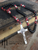 Vade Retro Paracord Rosary - RED