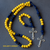 Queen of Angels One-Decade Paracord Rosary