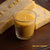 Beeswax Votive Candle (Clear Glass)