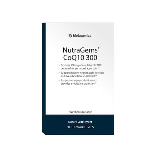 NutraGems® CoQ10 300