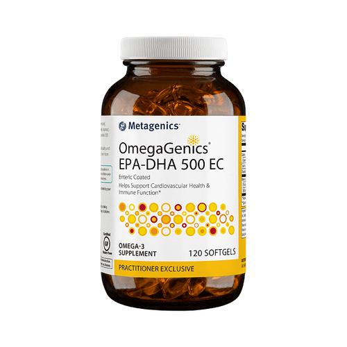 OmegaGenics® EPA-DHA 500 EC