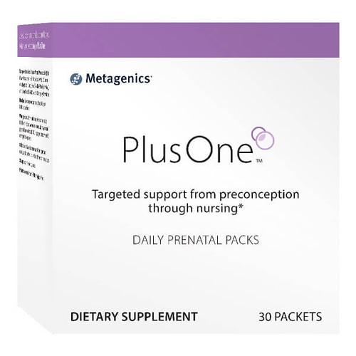 PlusOne Daily Prenatal Packs