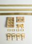 Antique Gold Suspender add kit