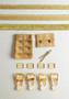 Metallic Gold Suspender Add Kit