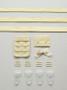 Light Gold Suspender Add Kit