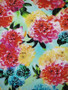 Bright Chrysanthemum Light-Medium Weight Lycra