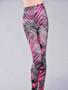 Black & Pink design leggings