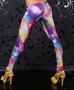 Multicoloured Galaxy Ladies Leggings