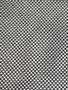 Black Poly cotton Fishnet non stretch mesh