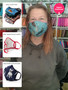 Face Mask for covid digital download