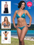 Isabelle Bikini or Bralette Digital Pattern