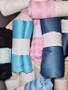 Bra fabrics in small quantities