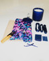 mothers day gift set with kit and candle