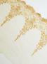 Golden Tudor 22.5cm Rigid Lace