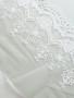 Cotton Over Mesh 23.5cm Rigid Lace