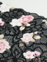 Rose Trellis 23cm Stretch Lace