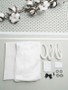 white bra tuile kit