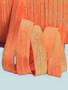 Russet Orange Fold Over Elastic
