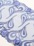 Blue Romance Italian 19cm Stretch Laces
